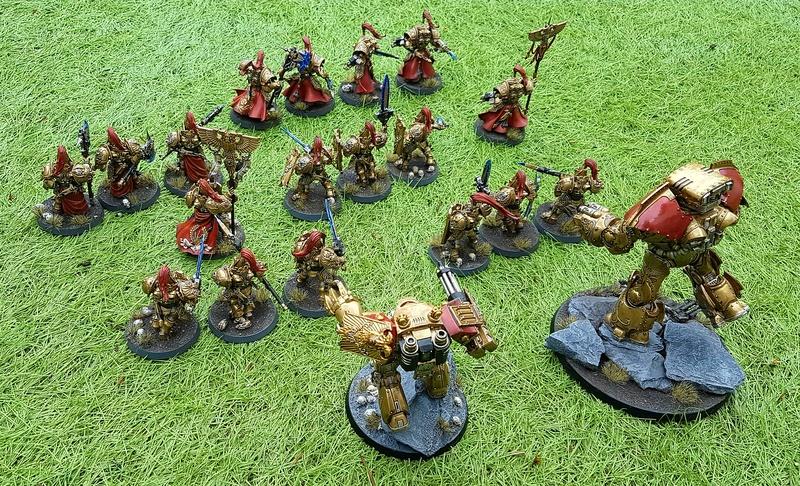 Torgan's legions of minis...  - Page 9 20180618