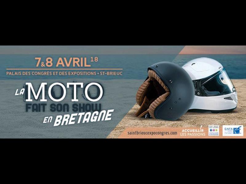 Road-Show Breizh Riders et salon de la moto à St Brieuc (22) Image17