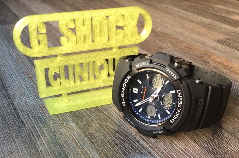 Feu de G-Shock - tome 3 4cc5d110