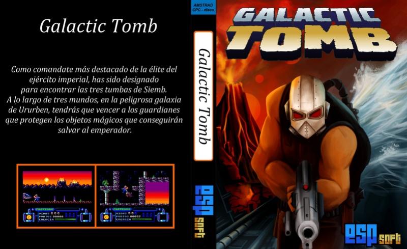 AMSTRAD CPC Galactic tomb en telechargement Estuch10