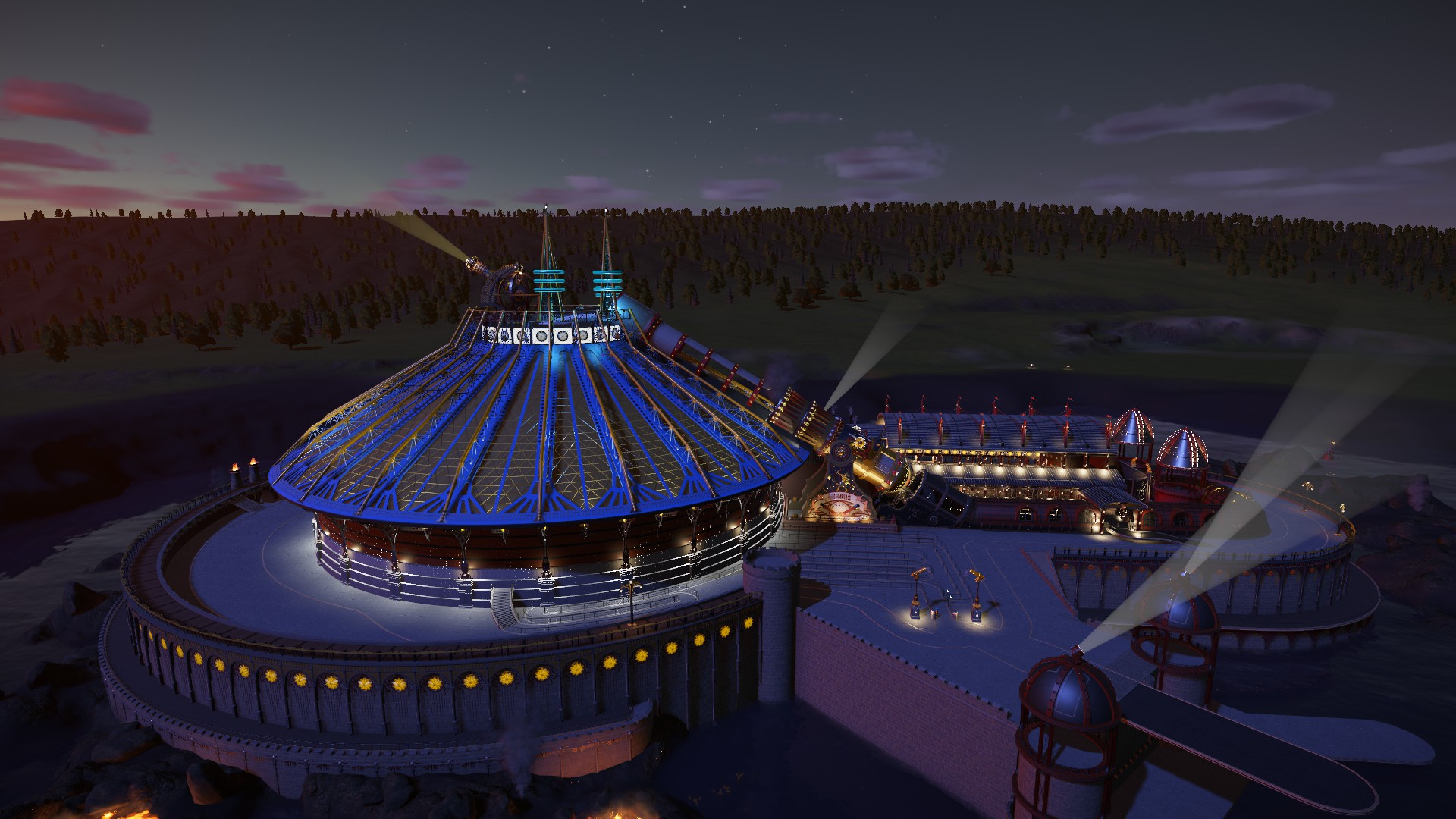 [Planet Coaster] Discovery Mountain - Au-delà du Soleil (Space Mountain) - Page 3 20180519