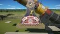 [Planet Coaster] Discovery Mountain - Au-delà du Soleil (Space Mountain) 20171113