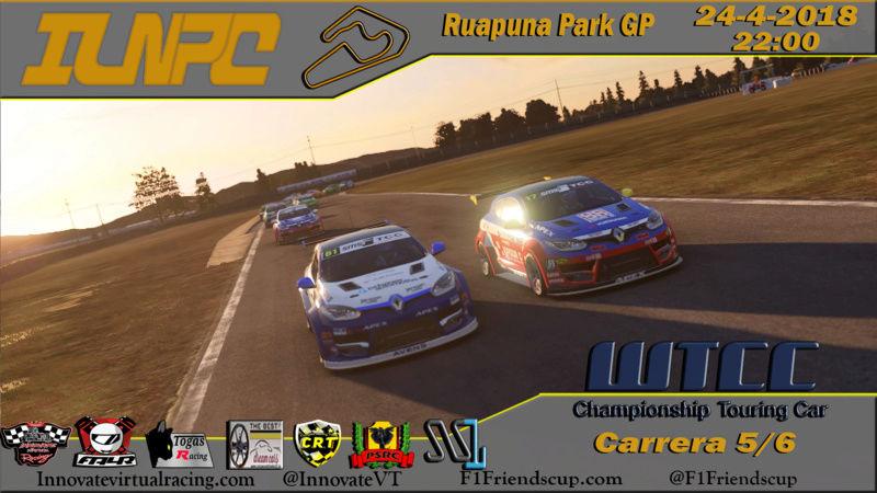 Temporada : Ruapuna Park GP #5 Clase TC Ruapun10