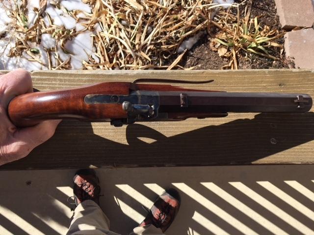 Lyman Plains Pistol Build. Img_0715