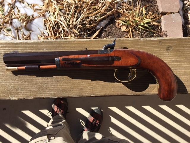 Lyman Plains Pistol Build. Img_0716