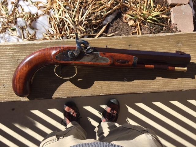 Lyman Plains Pistol Build. Img_0717