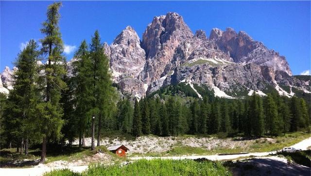 Les Dolomites. Img33210