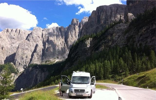 Les Dolomites. Img33310