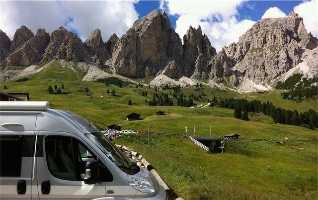 Les Dolomites. Img33311