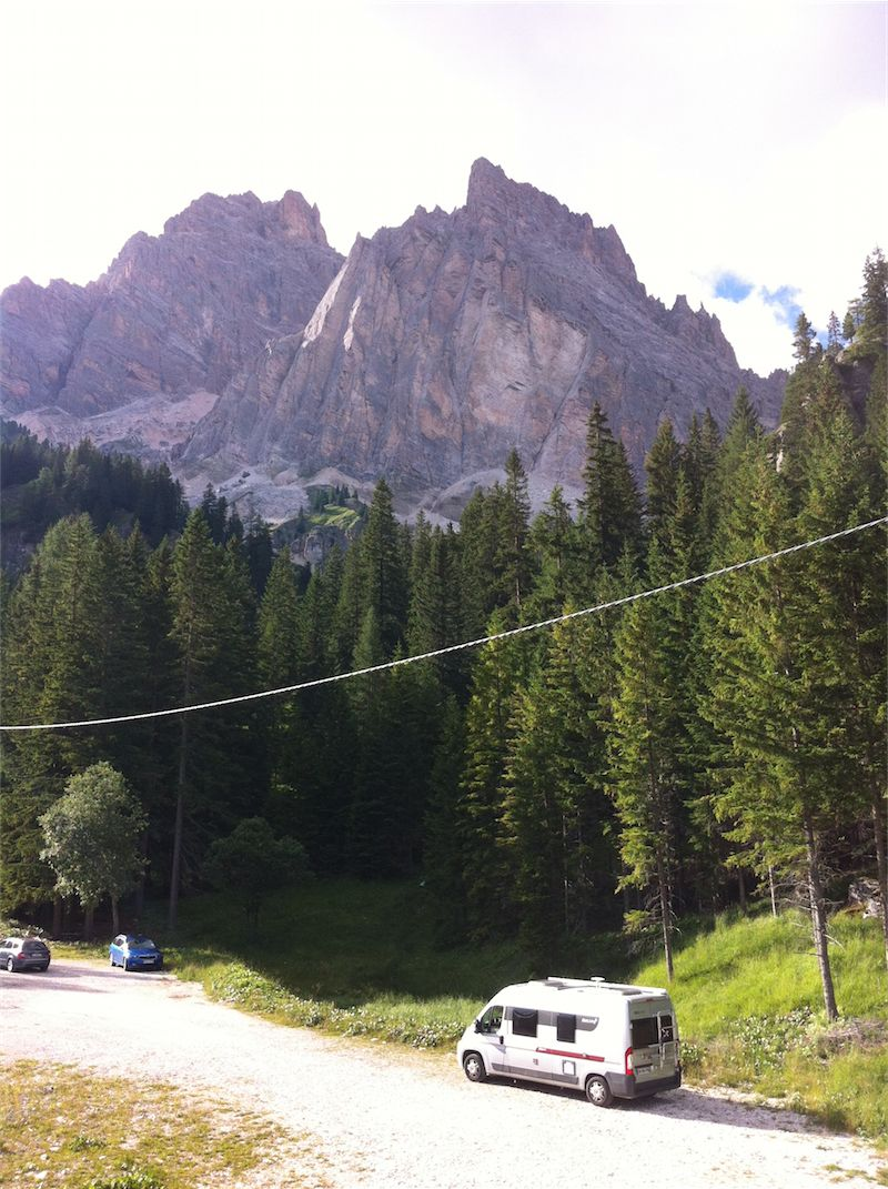 Les Dolomites. Img_3312