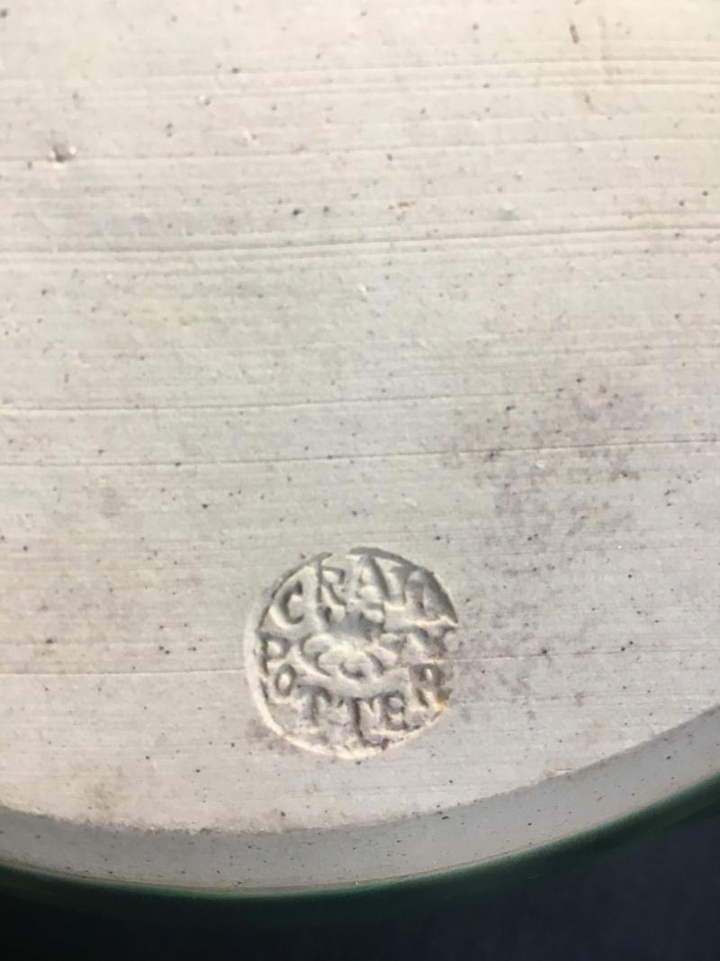 Crail Pottery Scotland, Grieve Families Potteries   Image110