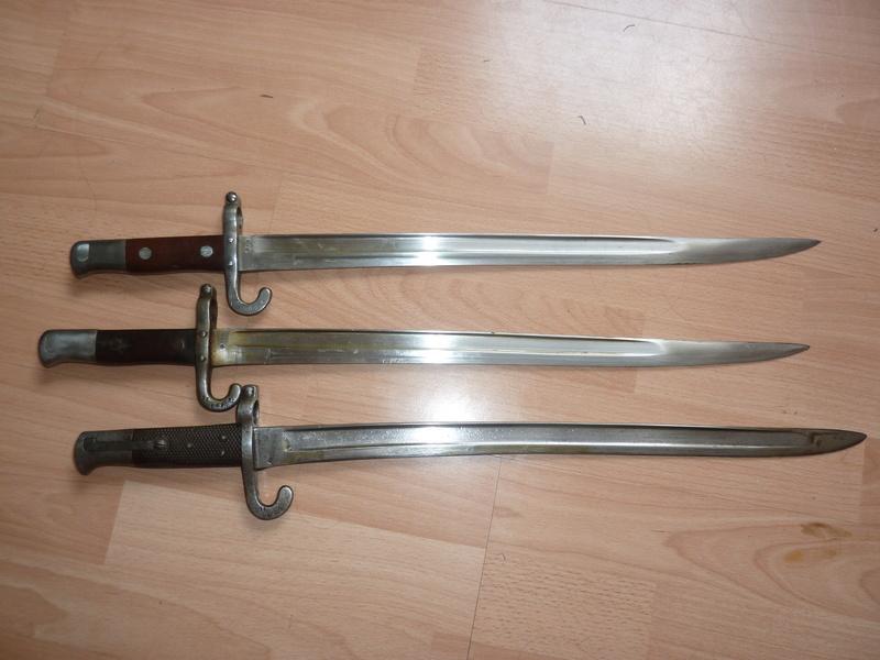 QQ baionnettes  Austro- Hongrois Mannlicher  M1885 et Werndl 1870/73 1885_011