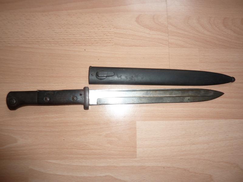Baionnette Mauser 84/98 2er type  HYBRYDE 84_98_11