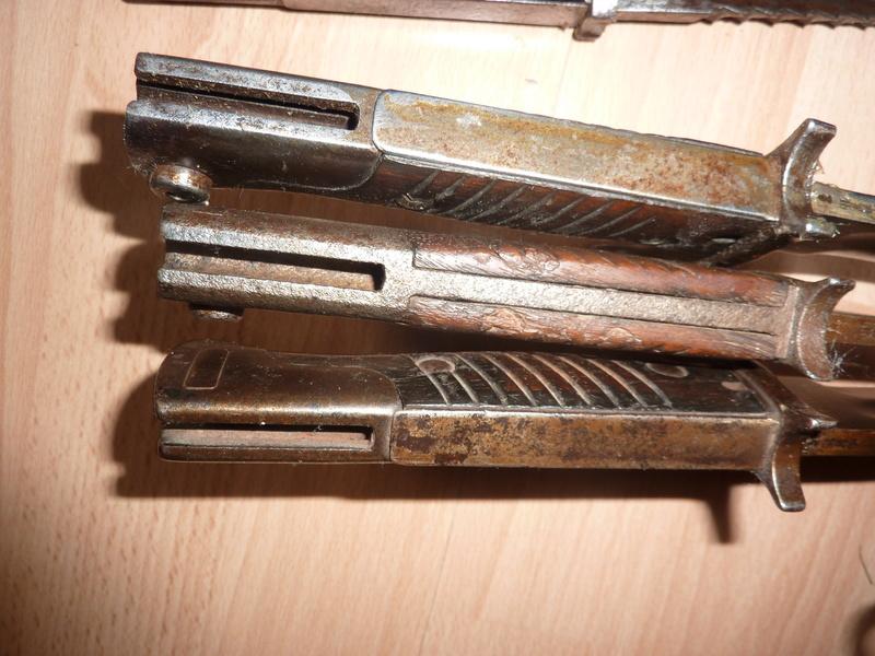QQ baionnettes 98/05 1er et 2e type  M1898/05 S98_0518