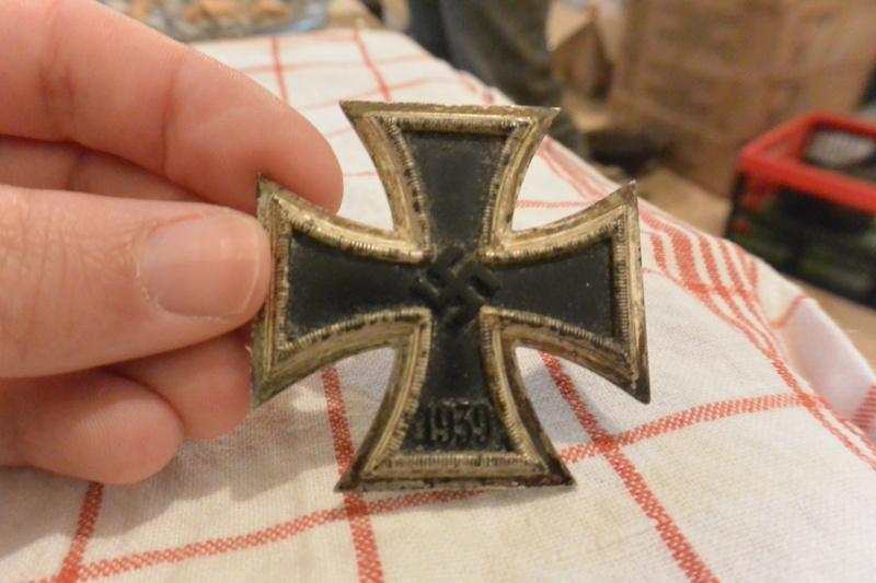 Croix de fer 1ère classe ww2 Dsc_4917