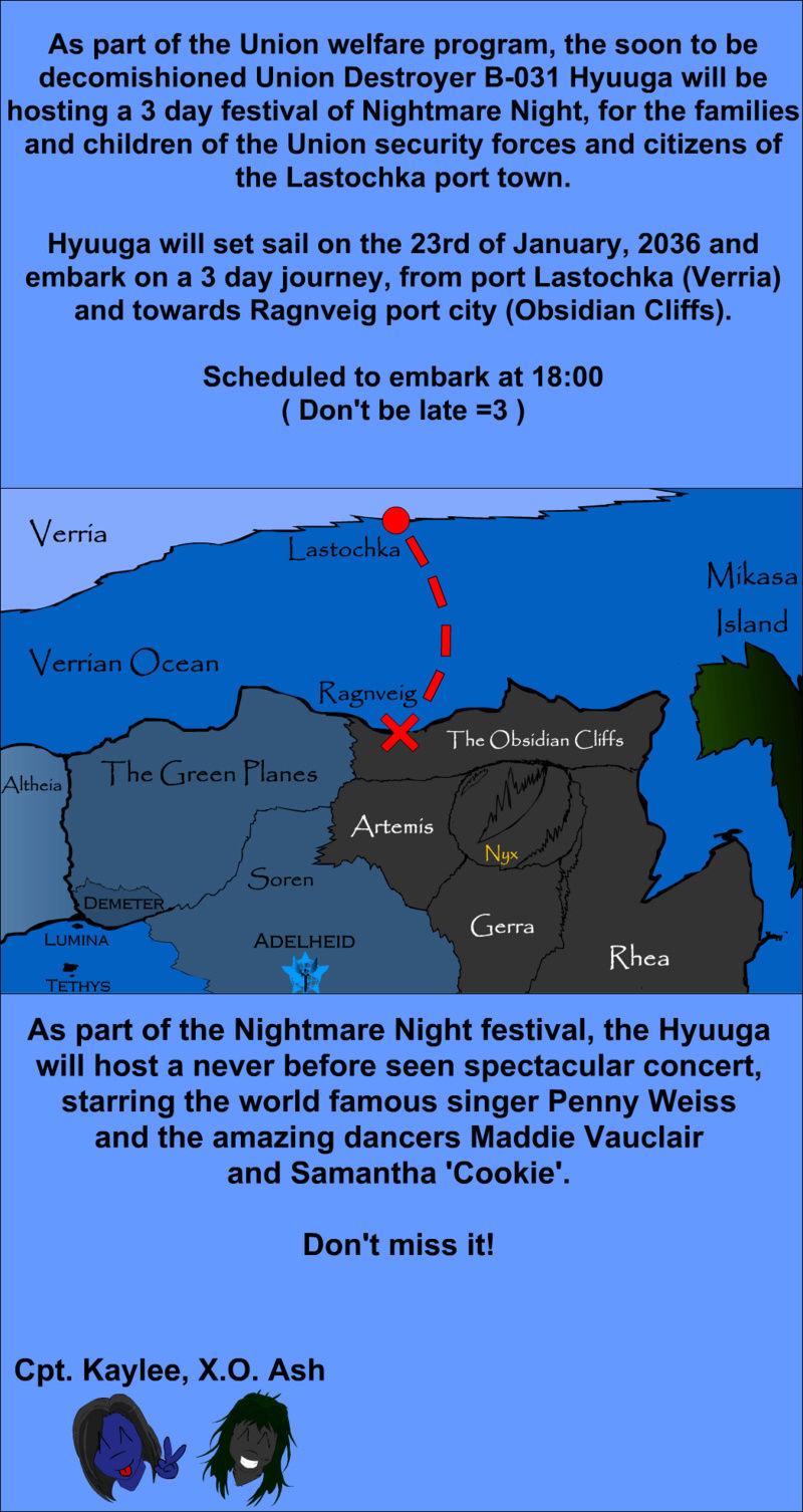 The Hyuugan Mash - A Nightmare Night Story Nightm11