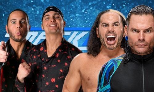 • HTE SmackDown • 22 Avril 2018 Hardy_11