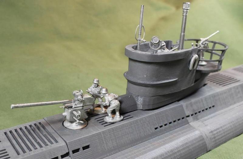 Contrairement à ce que disait Patrice le U-625 est toujours sur les listes de la Kriegsmarine Empres10