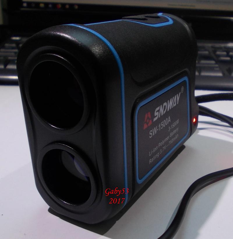 Télémètre SNDWAY 1500 Tele310