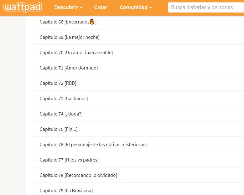 EL RESTO DE CAPÍTULOS :)  Captuf10