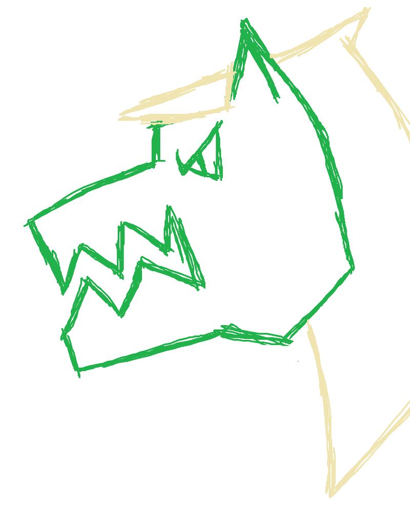My weird scribbles Dre10