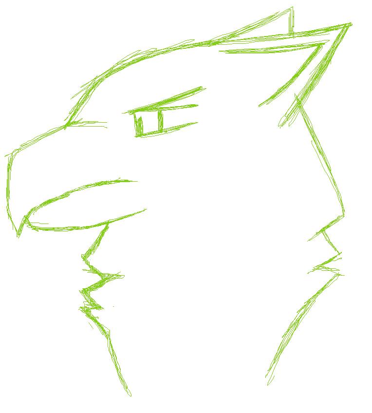 My weird scribbles Griffi10
