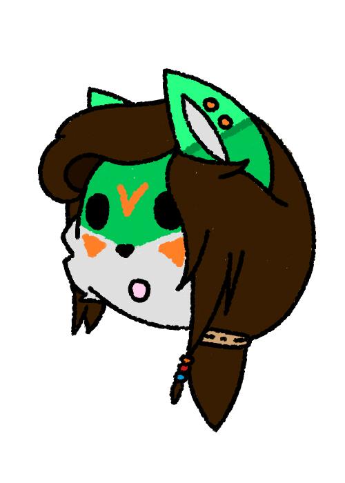 My weird scribbles Lara10