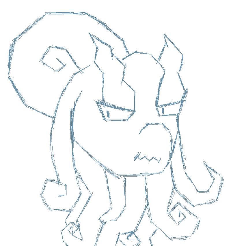 My weird scribbles Styliz11