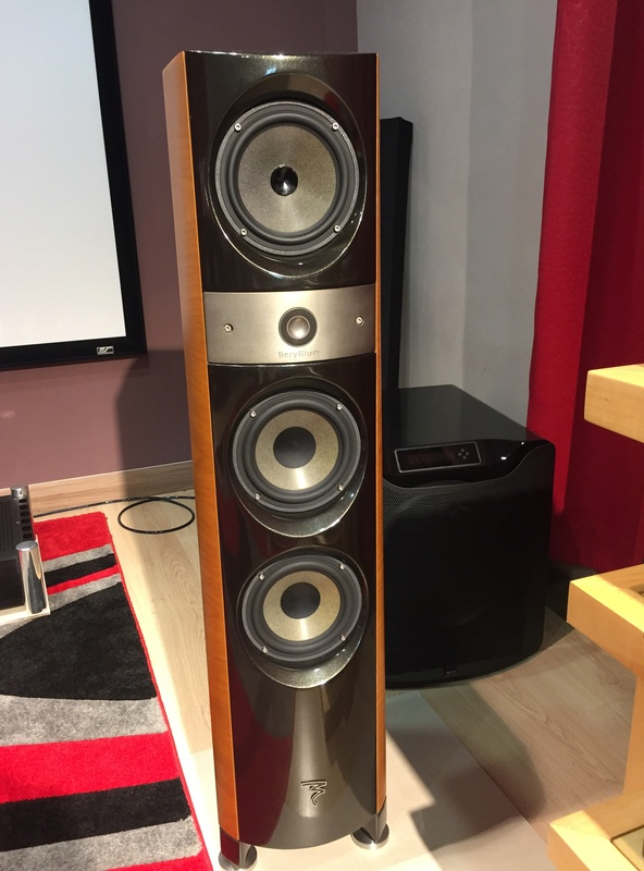 Focal Electra 1027BE Floor Stand Speaker Img_4210