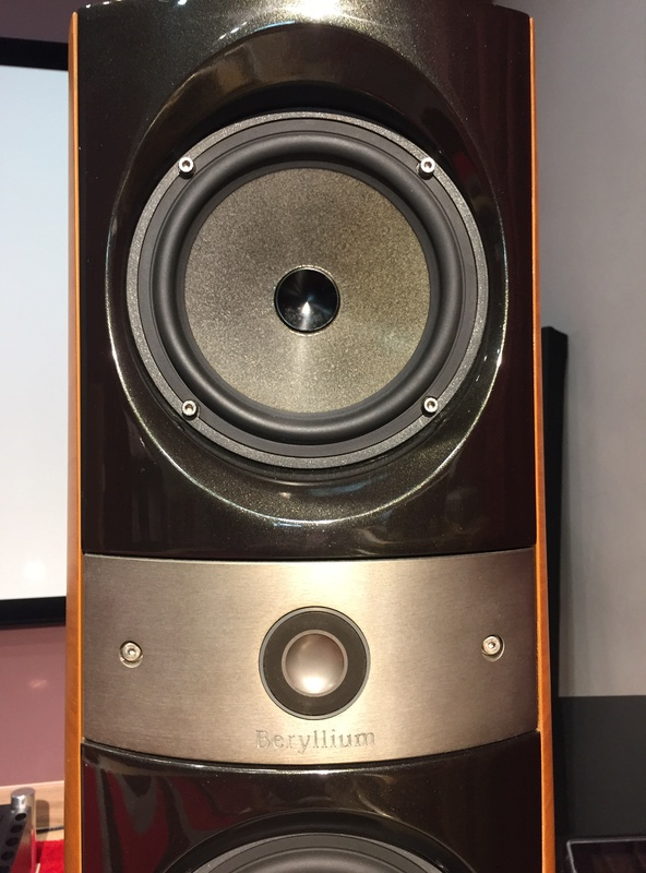 Focal Electra 1027BE Floor Stand Speaker Img_4211