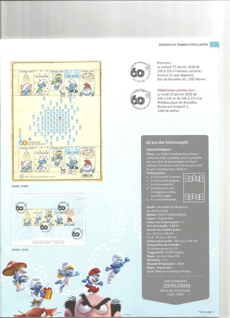 60 ans des petits bonhommes bleus Smurf_10