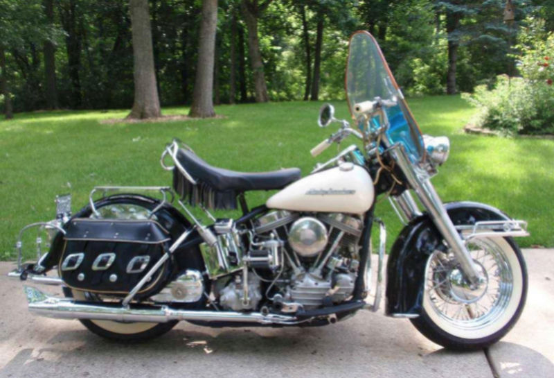 Les vieilles Harley Only (ante 84) du Forum Passion-Harley - Page 3 Capt1394