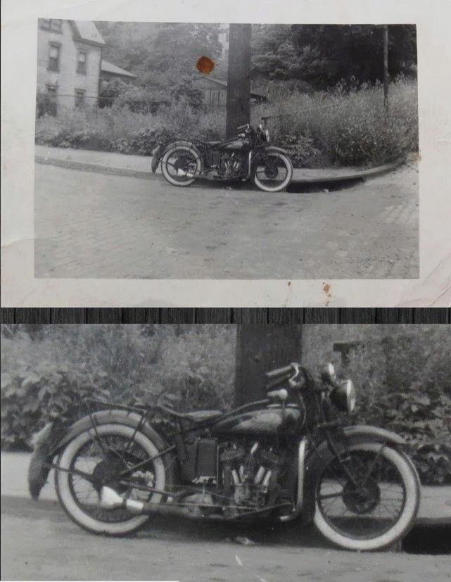 NOSTALGIA vieilles photos H-D d'époque - Page 40 Capt2540