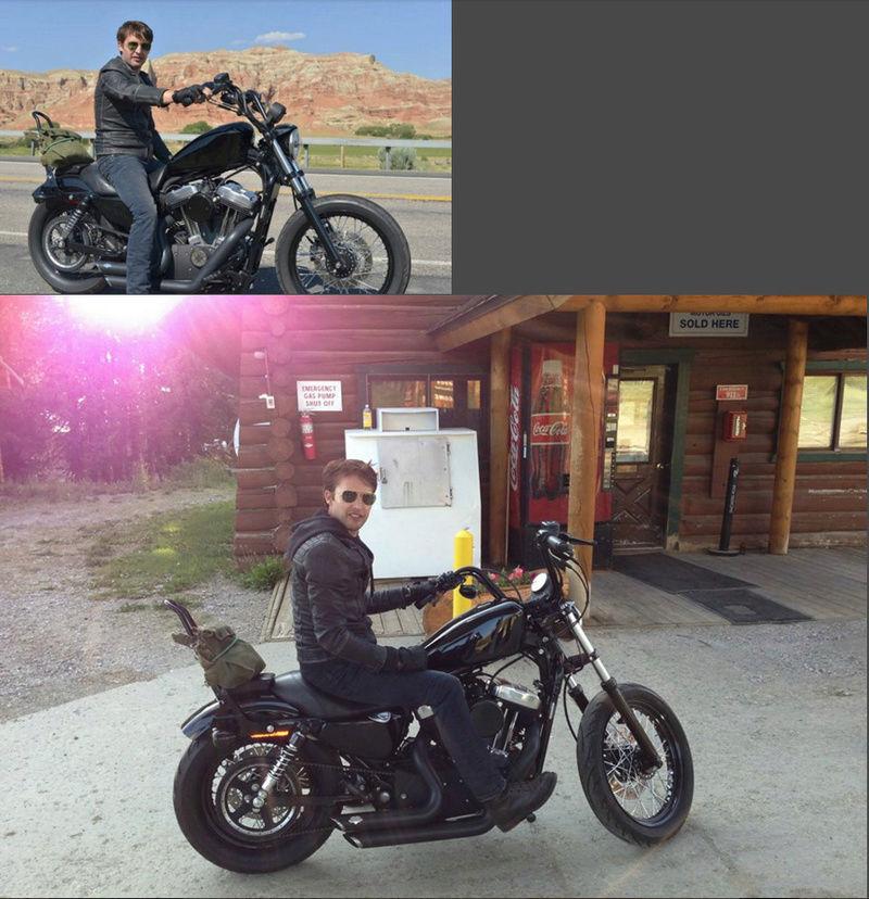 Ils ont posé avec une Harley, principalement les People - Page 39 Captu731