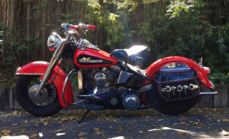 Les vieilles Harley Only (ante 84) du Forum Passion-Harley - Page 40 Vieile11