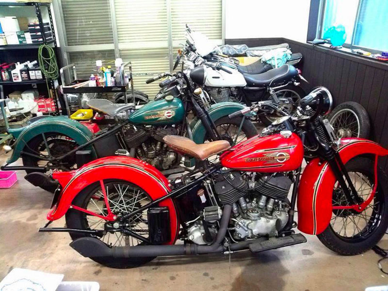 Les vieilles Harley Only (ante 84) du Forum Passion-Harley - Page 3 Vieill67