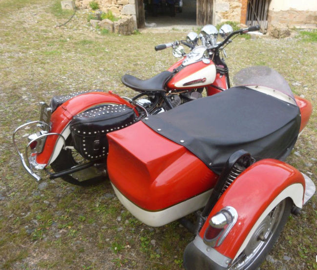 Les vieilles Harley Only (ante 84) du Forum Passion-Harley - Page 3 Vieill70