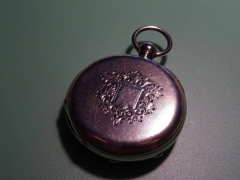 Votre montre de poche du moment ! - Page 11 Dsc01011