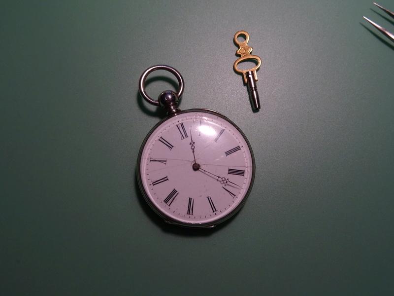 Votre montre de poche du moment ! - Page 11 Dsc01012