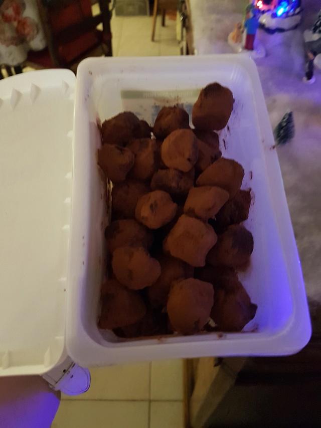 Truffes au chocolat Truffe10