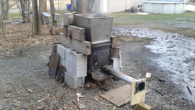 A vendre box stove antique d'une valeur historique!!! (VENDU) 20160311