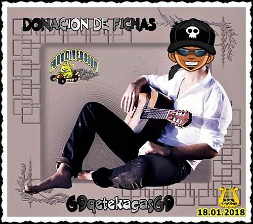 DONACION DE 69qetekagas69 18.01.2018 Donaci17