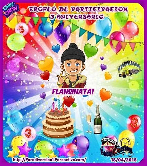 TROFEOS DE PARTICIPACION DE 3º ANIVERSARIO DE FORODIVERSION  Flansi10