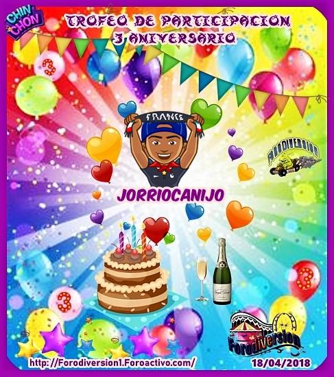 TROFEOS DE PARTICIPACION DE 3º ANIVERSARIO DE FORODIVERSION  Jorrio10