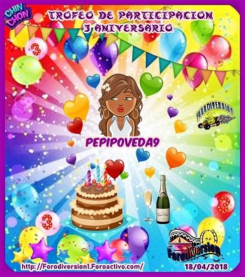 TROFEOS DE PARTICIPACION DE 3º ANIVERSARIO DE FORODIVERSION  Pepipo10