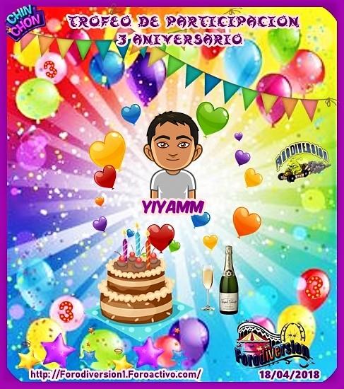 TROFEOS DE PARTICIPACION DE 3º ANIVERSARIO DE FORODIVERSION  Yiyamm10