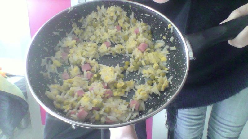 [x-trem cook]Le riz cantonnais  Win_2012