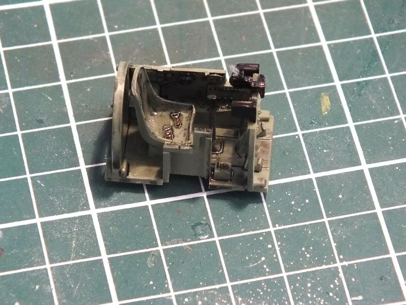 A6M2 type 21  Tamiya ref:61016 from the box, avion capturé par les américains - 1/48 Dscf1937