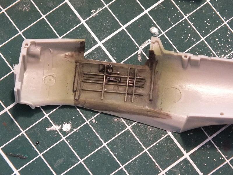 A6M2 type 21  Tamiya ref:61016 from the box, avion capturé par les américains - 1/48 Dscf1939