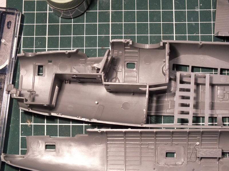 B24-D Liberator 1/48  Revell 85-5625 Dscf1943